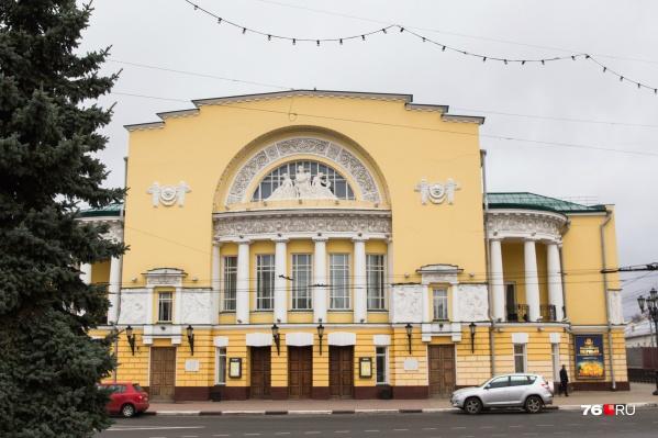 Встреча представителей театра Волкова с людьми из Александринки состоится на этой неделе