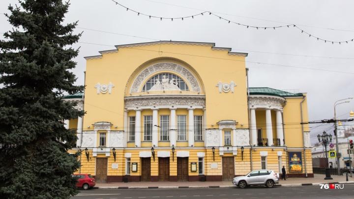 «Это будет конкретный разговор»: в Ярославль едет делегация из Минкульта и Александринки