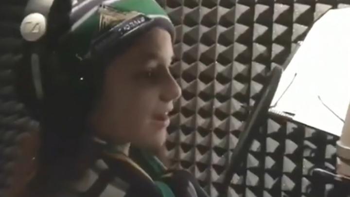 Уфимские болельщики записали ответ рэперу АК-47