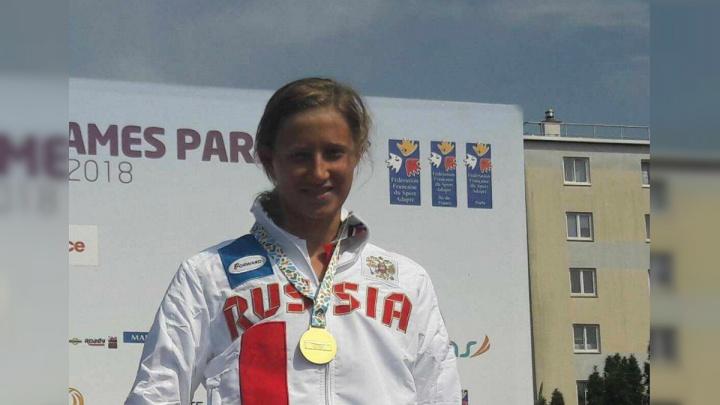 В своей стихии: челябинская пловчиха установила четыре мировых рекорда на соревнованиях в Париже