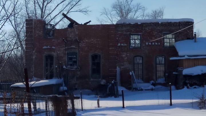 В Башкирии вандалы повредили памятник архитектуры «Симоновская мельница»