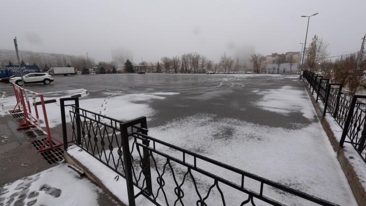 «Запустим два последних»: в Волгограде перед Новым годом откроют новые катки