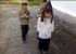 В будёновках и с оружием: уральские дети сыграли в гражданскую войну и спели хором