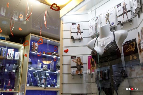Волгоградцам советуют идти в секс-шопы, а не заказывать товары в интернете