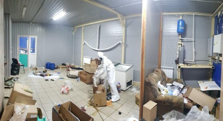 Почти как у Хайзенберга. Под Челябинском накрыли лабораторию, выпускавшую 200 кг наркотиков в месяц