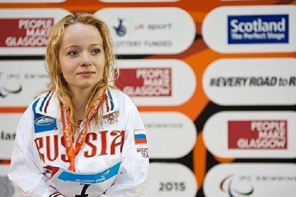 Саша решила представлять Волгоград на престижных соревнованиях