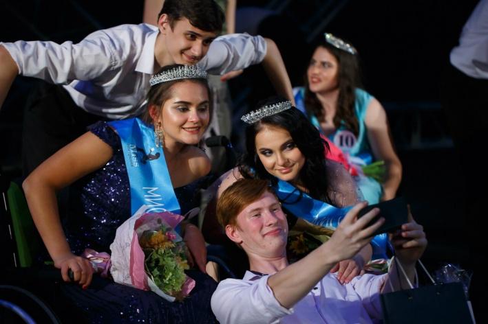 После конкурса у Анастасии появилось еще больше друзей по всей России