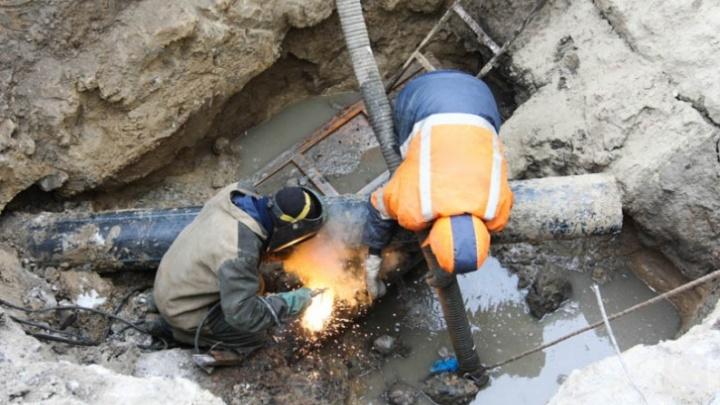 Губернатор Вадим Шумков озвучил сроки начала ремонта канализации в Кургане