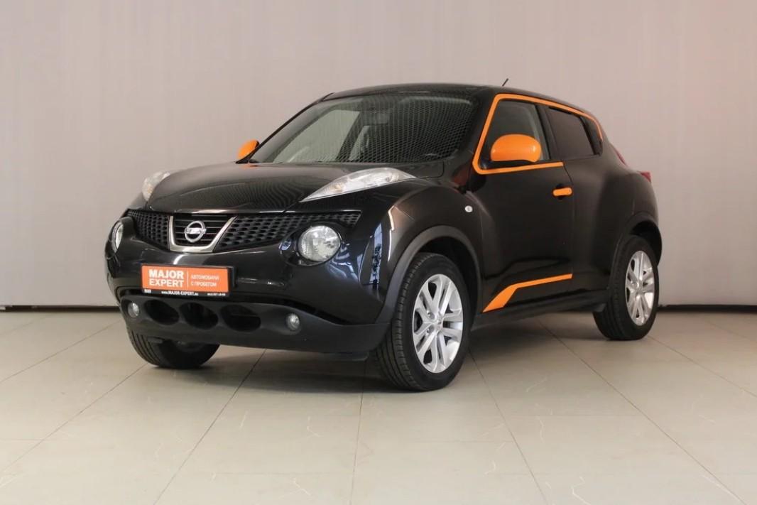 Nissan Juke — фаворит по соотношению практичности, динамики и внешней яркости