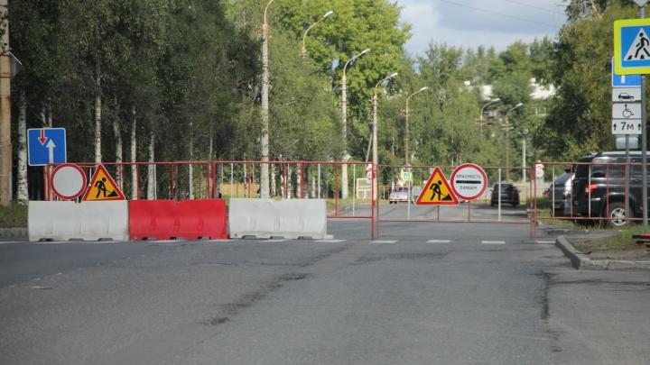 Ремонт продолжается: с 12 июля на Обводном канале в Архангельске перекроют движение в районе Садовой