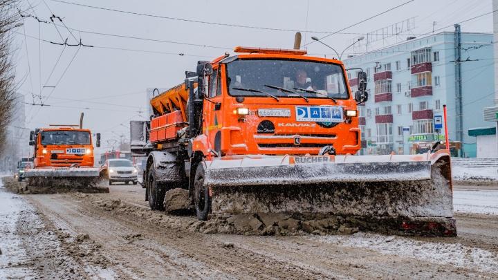 МЧС: в Прикамье ожидается сильная изморозь