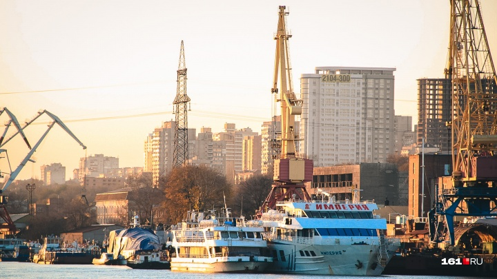 Из Москвы в Ростов запустят круизное судно