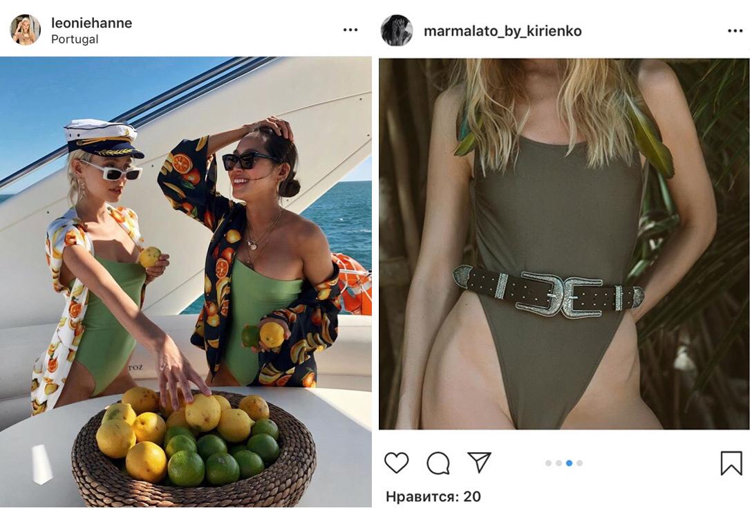 Спасатели Малибу, ретро и дерзкий леопард: самые модные купальники — 2019