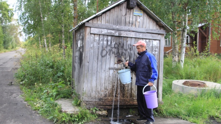 Жителей Маймаксанского лесного порта обеспечат качественной водой с помощью нового водовода