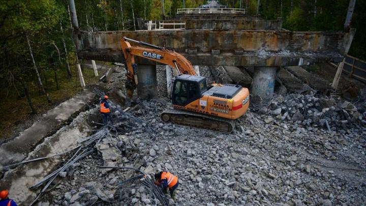Надзирателям за ремонтом Добрынинского моста заплатят больше пяти миллионов рублей