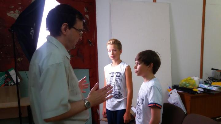 Юные волгоградцы выстроились в очередь ради съемок в фильме «Защитники Сталинграда»