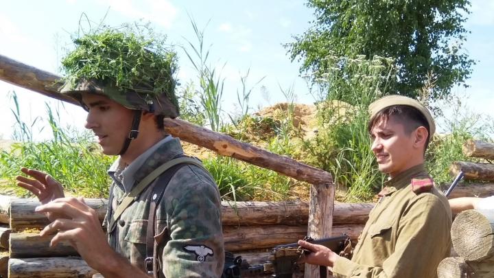 Заставят вздрогнуть: в Челябинской области построили парк для военных игр