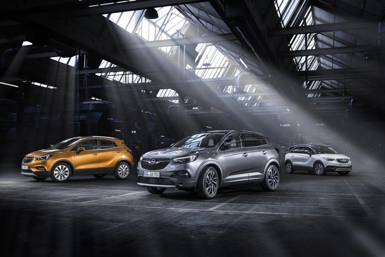 Opel формально вернулся в Россию в марте 2019 года, но продажи легковых автомобилей возобновятся лишь сей