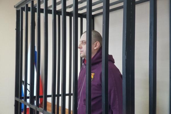 Под арестом Рыжук находится с конца февраля этого года
