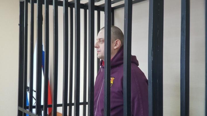 Арест Владимиру Рыжуку продлили еще на месяц