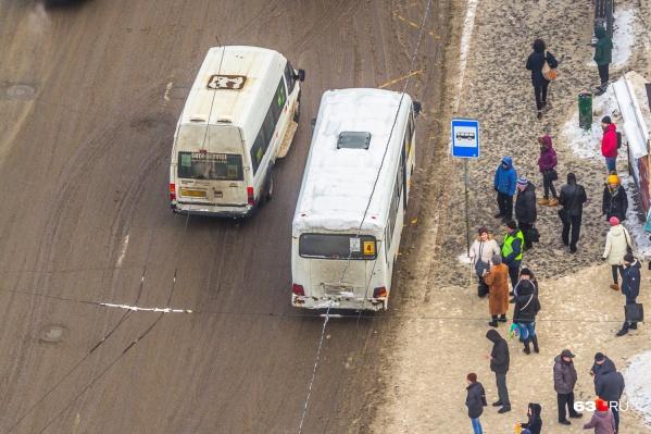 Автобусы хотят пустить до железнодорожного вокзала