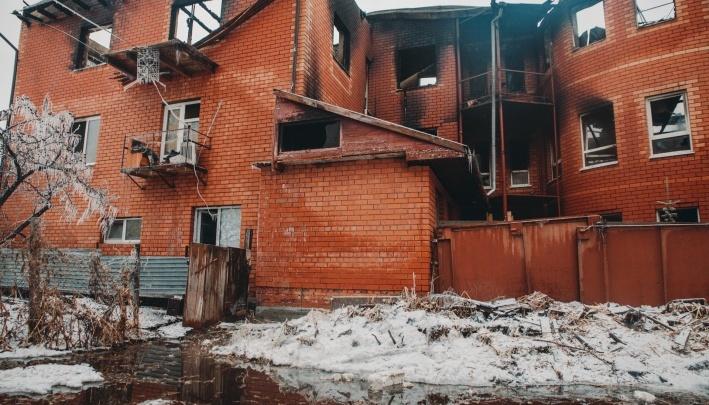 МЧС рассматривает несколько причин пожара в хостеле на Кошевого. Публикуем предварительную версию
