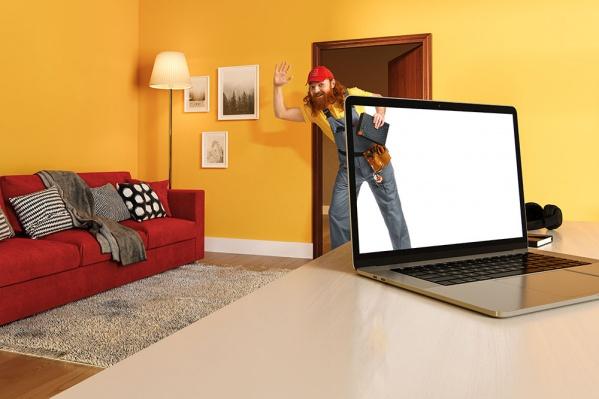 Управлять домом и смотреть, что происходит в нем в ваше отсутствие, теперь можно через мобильное приложение