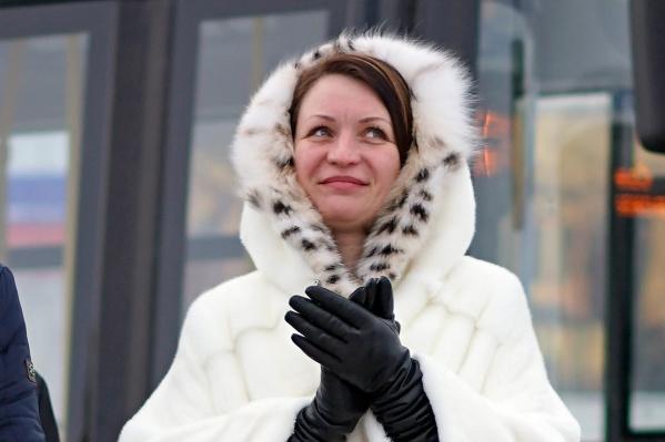 Оксана Фадина рассказала, что впереди еще много работы