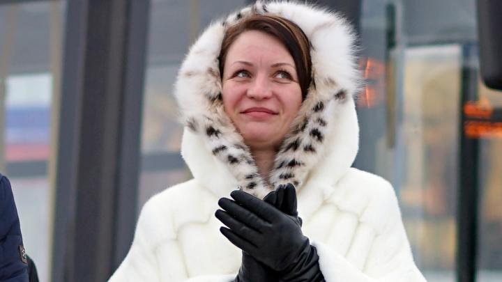 Мэр Омска Оксана Фадина опровергла слухи о своём уходе