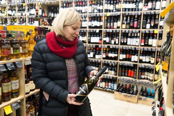 Сомелье Татьяна Ветлужских умеет подбирать напитки к любой ситуации