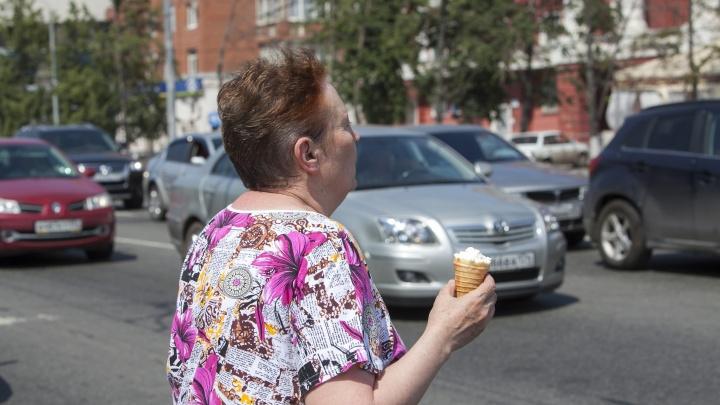 Синоптики предупредили об аномальной жаре в Челябинской области перед Днём Победы
