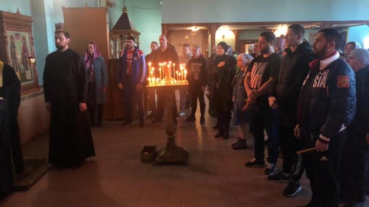 Волгоградцы присоединились к всероссийскому молебну против принятия закона о домашнем насилии