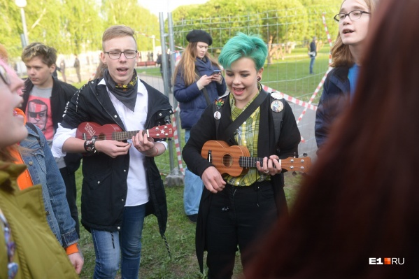 Молодёжь, вышедшую протестовать, Соловьёв назвал «поколением, воспитанным Ёбургом»