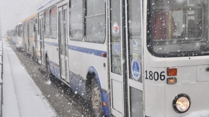 В Екатеринбурге из-за нового сельскохозяйственного рынка автобус изменит маршрут
