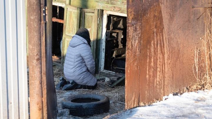 «Помогите, там Кирилл остался!»: под Волгоградом в горящем доме погиб ребёнок, второй в реанимации