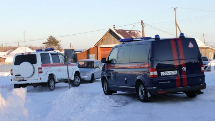 Стали известны подробности пожара на даче за Старой Московкой, в котором погиб ребёнок