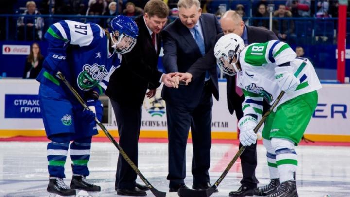 Уфимки сыграют за «Восток» на Матче звёзд Женской хоккейной лиги