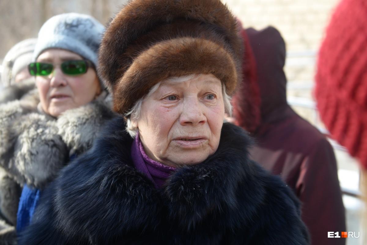 Анна Константиновна переехала в Свердловск в 16 лет