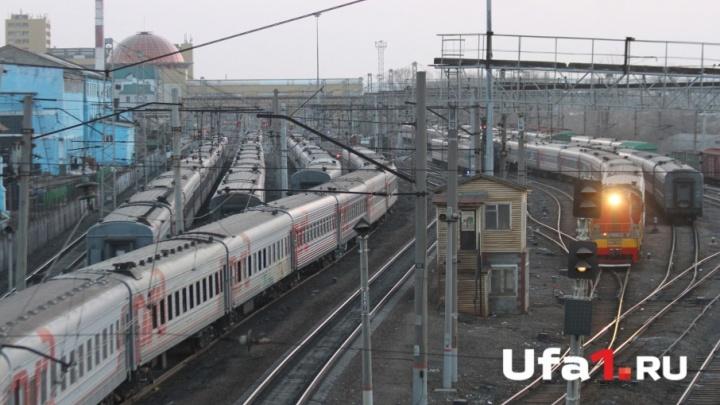 Пассажир из Башкирии изувечил себя в поезде, испугавшись полиции