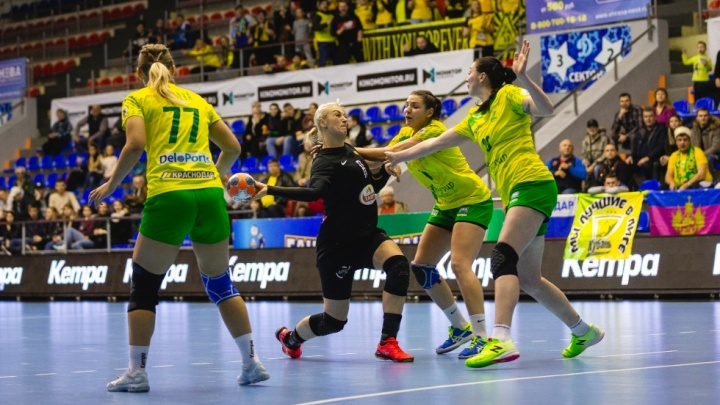 Южное дерби: ГК «Ростов-Дон» вырвал победу у краснодарского клуба