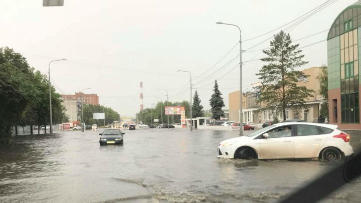 «Получили 18 жалоб»: Евгений Тефтелев назвал две причины потопов в Челябинске