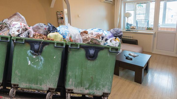 По кв. метрам или жильцам? Опрос о том, как нужно платить за вывоз мусор в Самаре