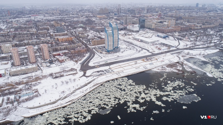 Волгоград вошёл в топ-5 самых дорогих городов России