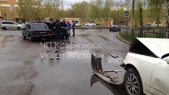 Пьяный устроил аварию с двумя авто на Кутузова и пытался выдать себя за пассажира
