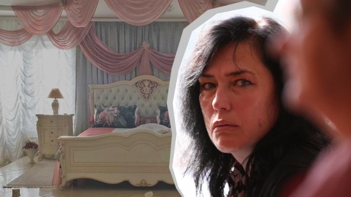 «Квартира не моя»: экс-глава управления по закупкам заявила, что шикарных апартаментов у неё нет