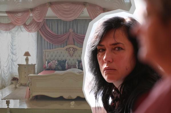 Малиновская заявила, что квартира на фотографиях ей не принадлежит