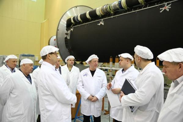 В конце февраля Центр имени Хруничева отчитался о производстве ракет «Ангара». Совещание провелина базе «ПО «Полет» — филиала Центра им.М. В. Хруничева, где организуют серийный выпуск этих ракет-носителей