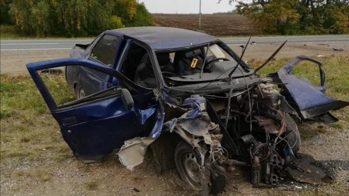 В Башкирии после ДТП погиб 17-летний парень, который с начала лета был в розыске