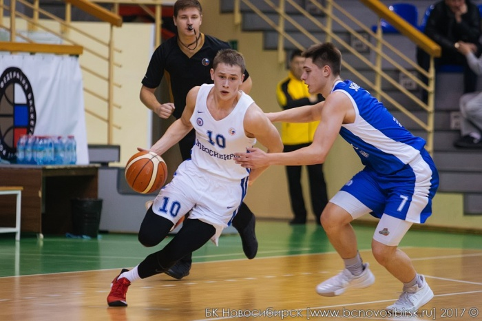Матч проходил в Нвоосибирске