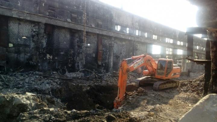 «Никакого строительства там не будет»: вице-губернатор о возведении ТЦ на земле завода клапанов